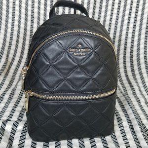 Kate Spade Mini Convertible Natalia Backpack Black